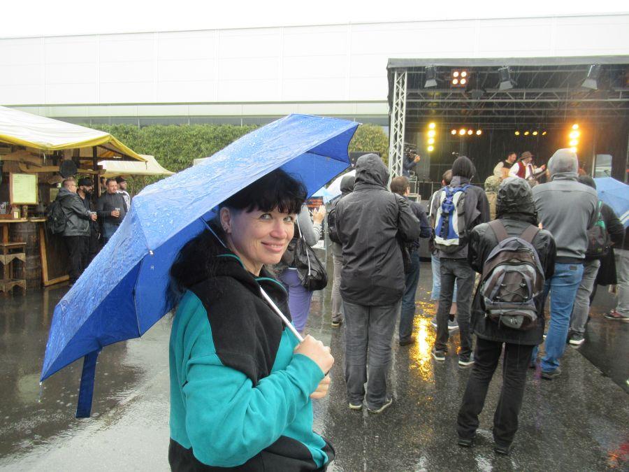 Sandra auf der RPC in Köln Mai 2018