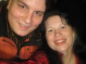 Florian und Sandra